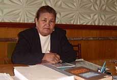 Сарыгуль Бахадырова