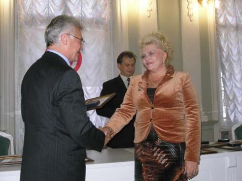 Татьяна Сергеевна Ледович