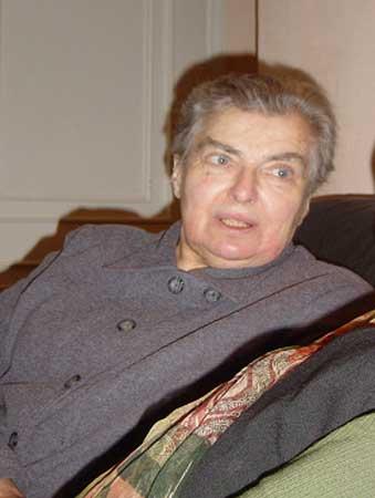 Татьяна Яковлевна Елизаренкова